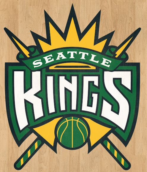 Kings? Sonics? Either way, this would be awesome.