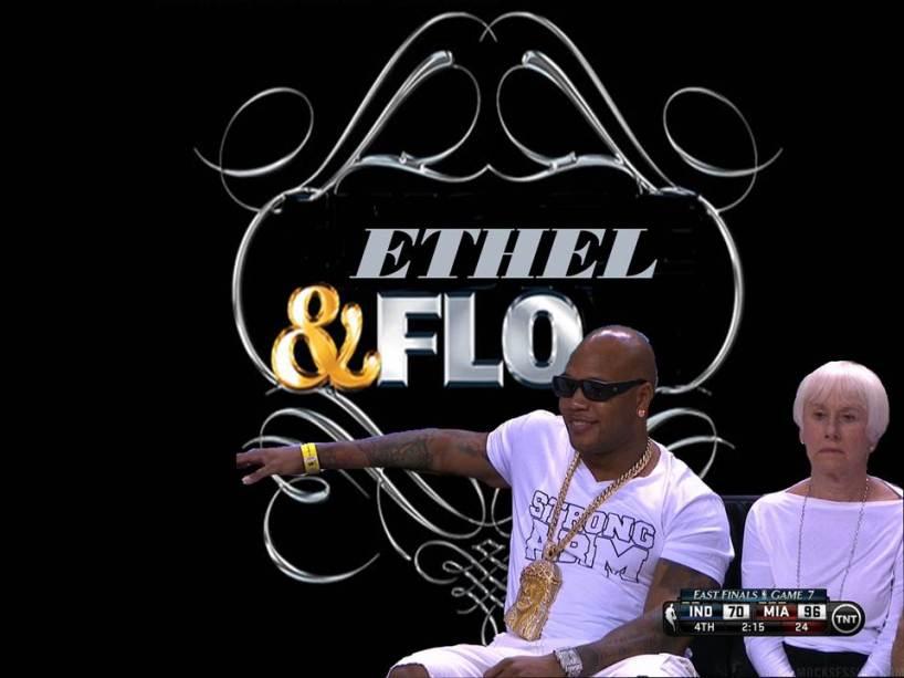 Ethel & Flo