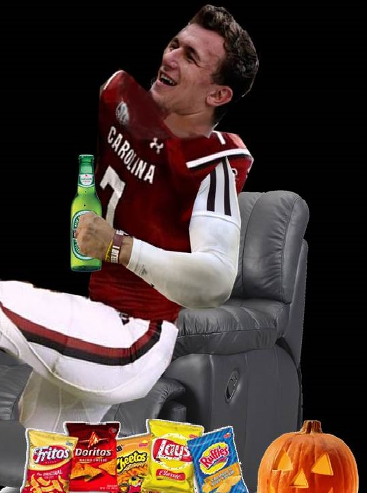 Johnny Manziel Halloween Costume