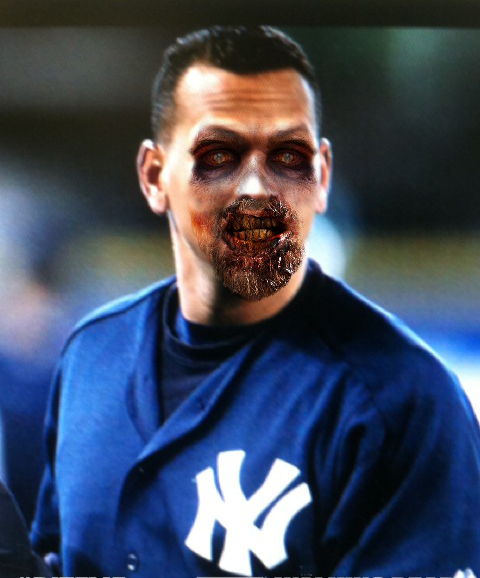 photo Sports Zombies: A Collision of Terrible Puns, Sports, and Pure and Utter Horror