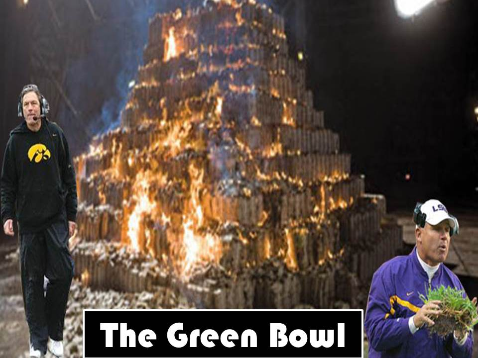 burn Bowl Game Re Name: An Exhaustive Attempt to Help Bowl Season Feel a Little Fresher (Part II)