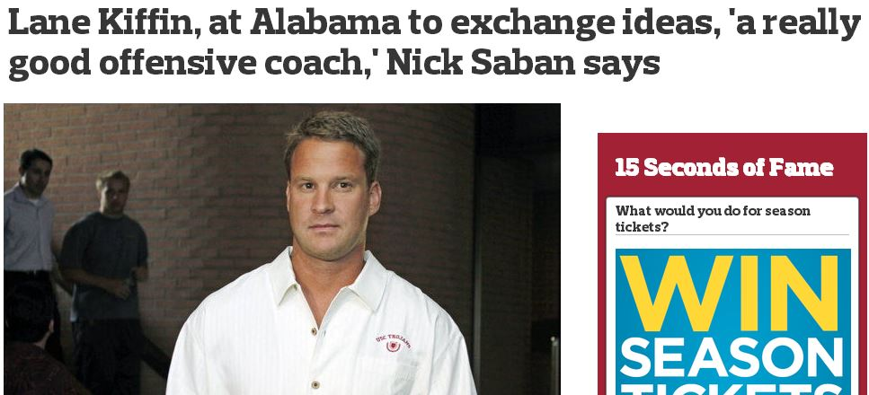 saban 2013: An Exhaustive Recap of Why This Was the Weirdest Sports Year Ever