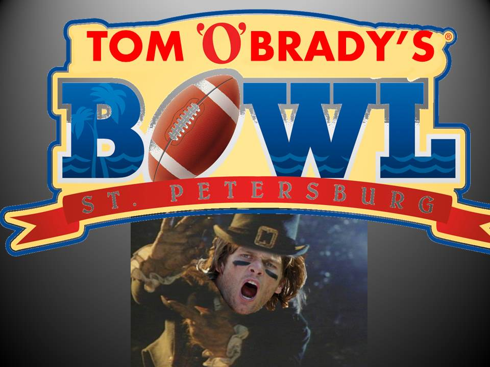 tom Bowl Game Re Name: An Exhaustive Attempt to Help Bowl Season Feel a Little Fresher (Part I)